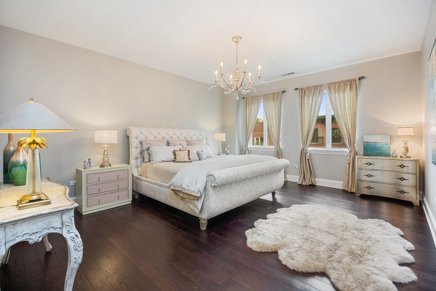 Real Estate Photography - 50 N Northwest Hwy, 208, Park Ridge, IL, 60068 - Master Bedroom