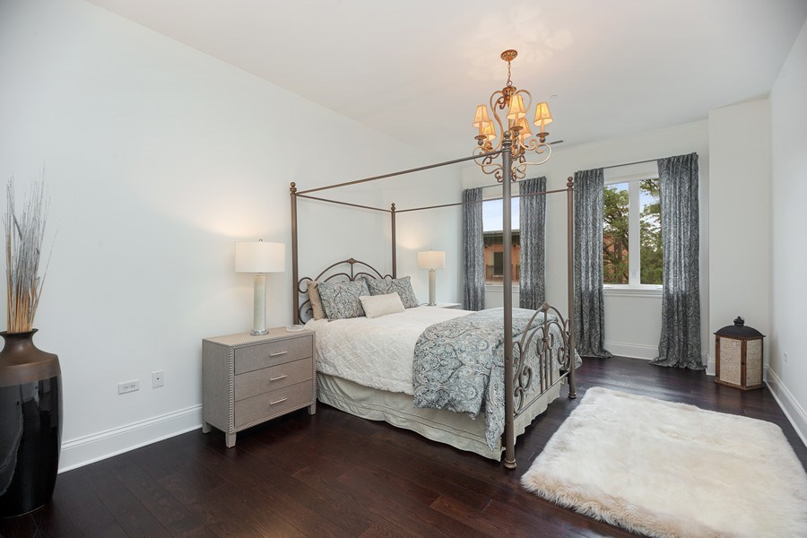 Real Estate Photography - 50 N Northwest Hwy, 208, Park Ridge, IL, 60068 - 2nd Bedroom