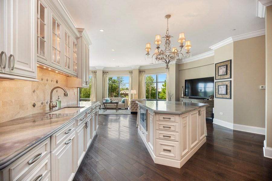 Real Estate Photography - 50 N Northwest Hwy, 208, Park Ridge, IL, 60068 - Kitchen