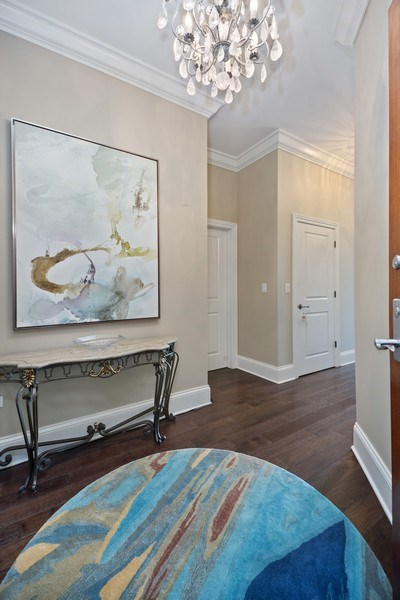 Real Estate Photography - 50 N Northwest Hwy, 208, Park Ridge, IL, 60068 - Foyer