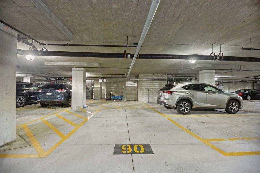 Real Estate Photography - 50 N Northwest Hwy, 208, Park Ridge, IL, 60068 - Parking Garage