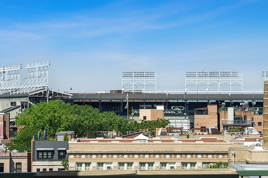 Real Estate Photography - 3631 N Halsted Street #512, Chicago, IL, 60613 - View