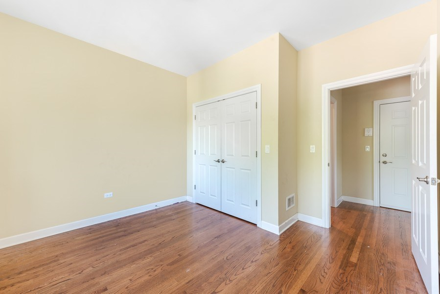 Real Estate Photography - 1625 W Irving Park Rd, Chicago, IL, 60613 - Master Bedroom
