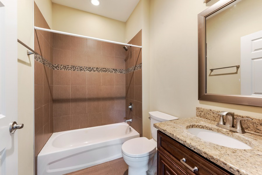 Real Estate Photography - 1625 W Irving Park Rd, Chicago, IL, 60613 - Bathroom