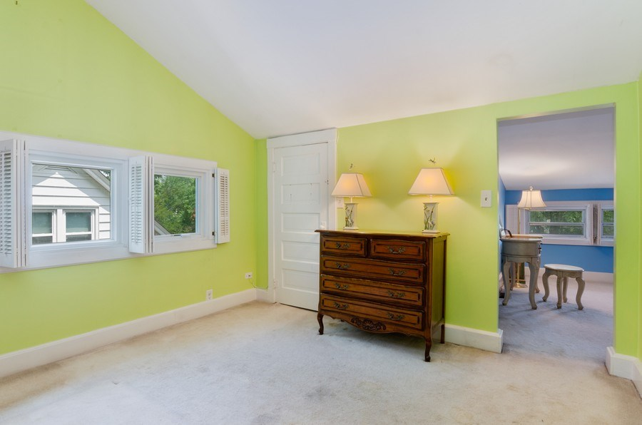 Real Estate Photography - 442 N. Cook St., Barrington, IL, 60010 - 2nd Bedroom