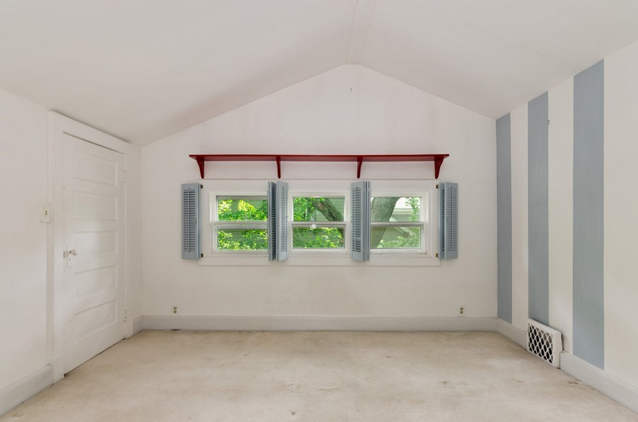 Real Estate Photography - 442 N. Cook St., Barrington, IL, 60010 - 3rd Bedroom