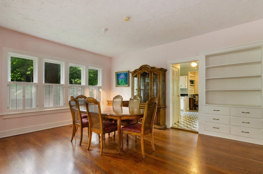 Real Estate Photography - 442 N. Cook St., Barrington, IL, 60010 - Dining Room