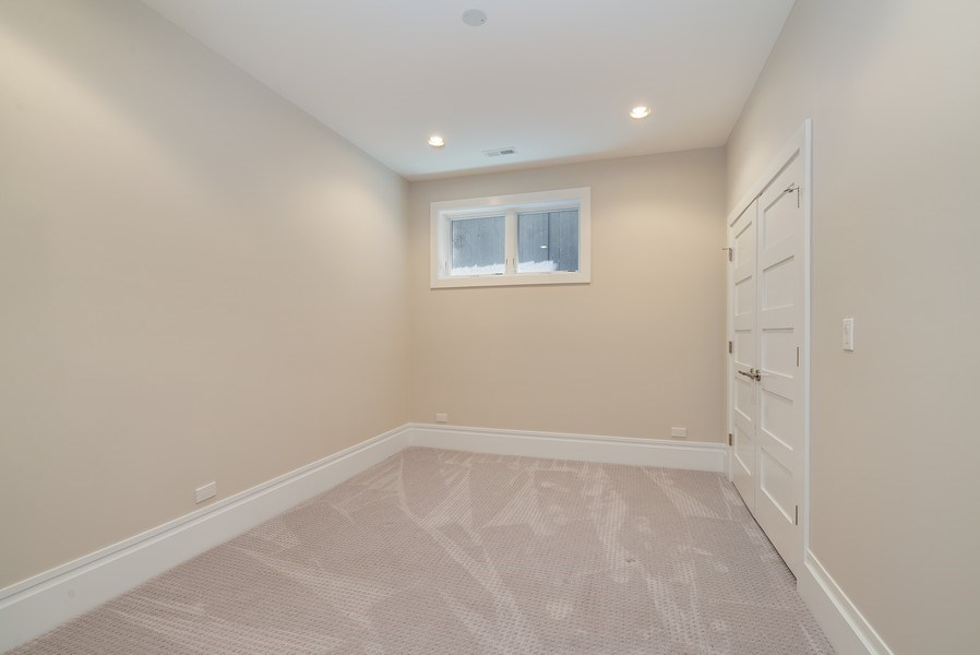 Real Estate Photography - 1428 W Wolfram Street, Chicago, IL, 60657 - 2nd Bedroom