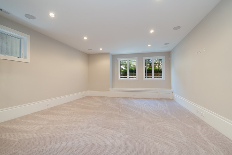 Real Estate Photography - 1428 W Wolfram Street, Chicago, IL, 60657 - Lower Level
