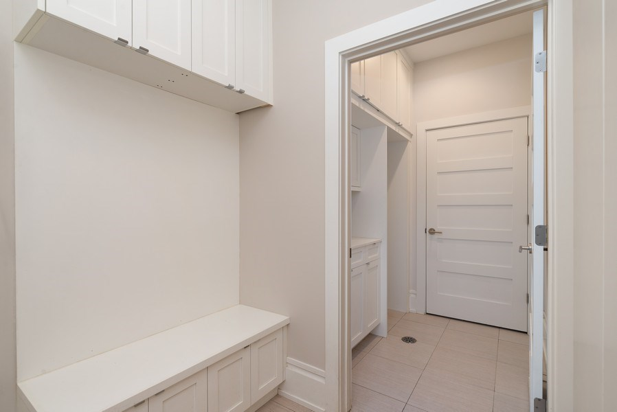 Real Estate Photography - 1428 W Wolfram Street, Chicago, IL, 60657 - Entrance