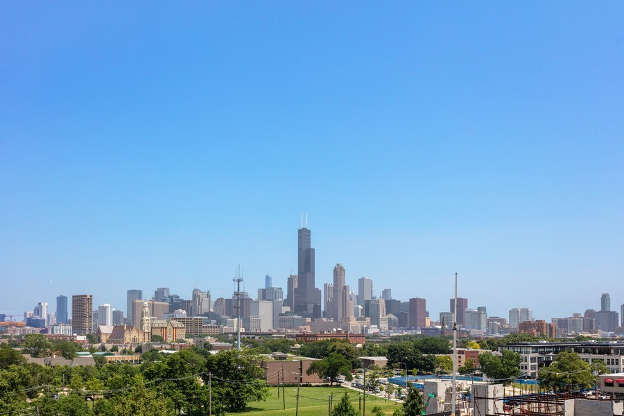 Real Estate Photography - 1550 S Blue Island, Unit 712, Chicago, IL, 60608 - View