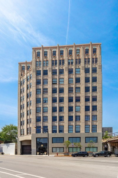 Real Estate Photography - 1550 S Blue Island, Unit 712, Chicago, IL, 60608 - Front View