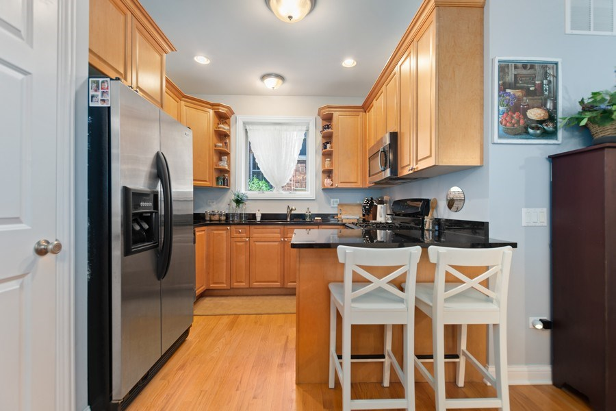 Real Estate Photography - 10447 S Hale Ave, Chicago, IL, 60643 - Kitchen