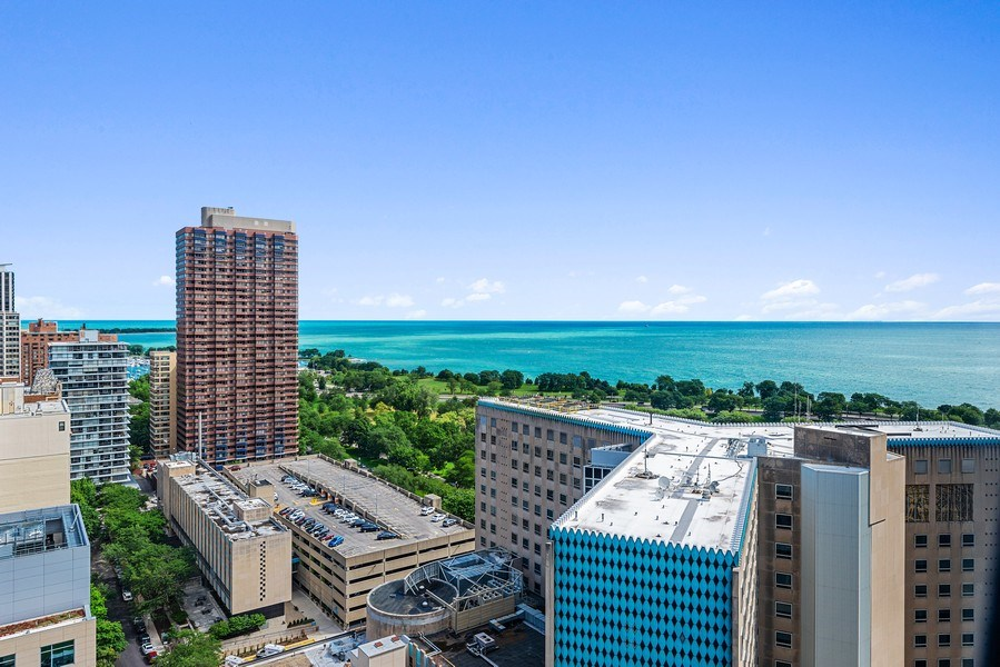 Real Estate Photography - 330 W Diversey, 2508, Chicago, IL, 60657 - View