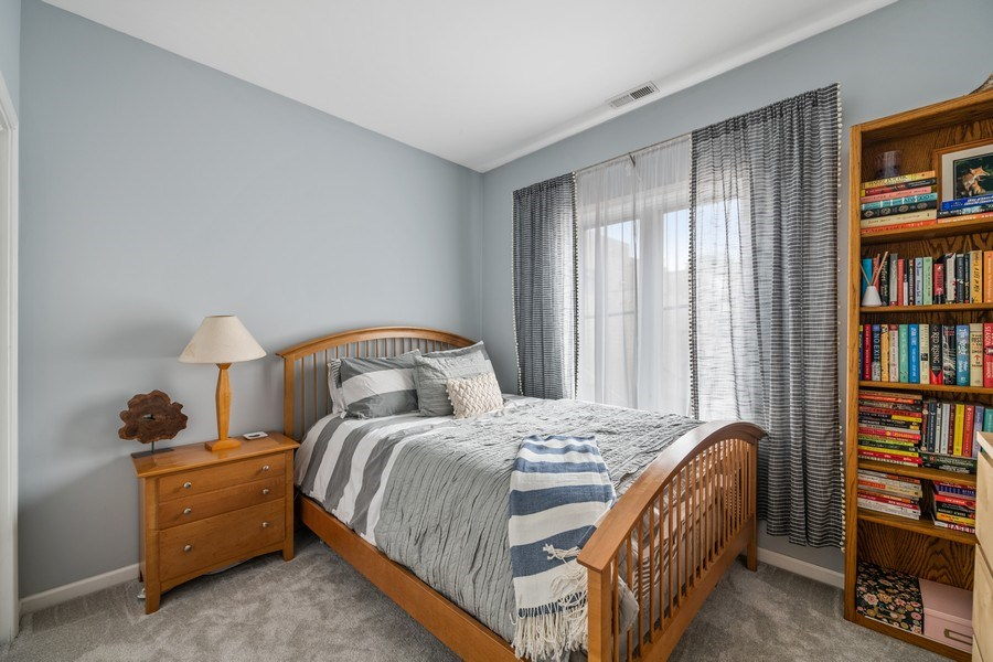 Real Estate Photography - 1217 N Hoyne Unit E, Chicago, IL, 60622 - 2nd Bedroom