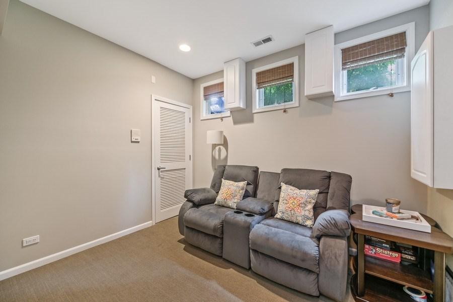 Real Estate Photography - 1217 N Hoyne Unit E, Chicago, IL, 60622 - Basement