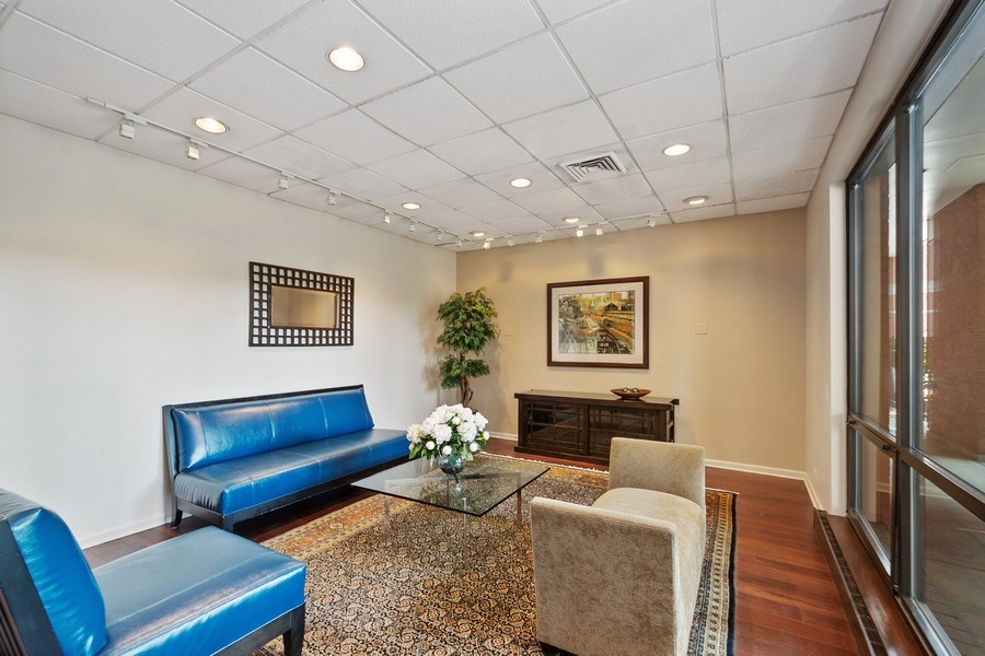 Real Estate Photography - 899 S Plymouth Ct, 410, chicago, IL, 60605 - Lobby
