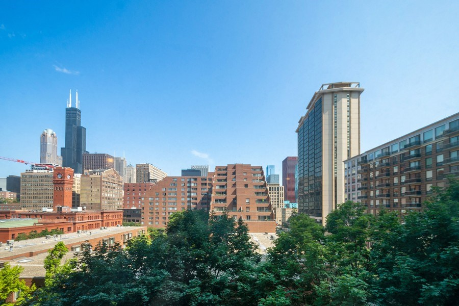 Real Estate Photography - 899 S Plymouth Ct, 410, chicago, IL, 60605 - View