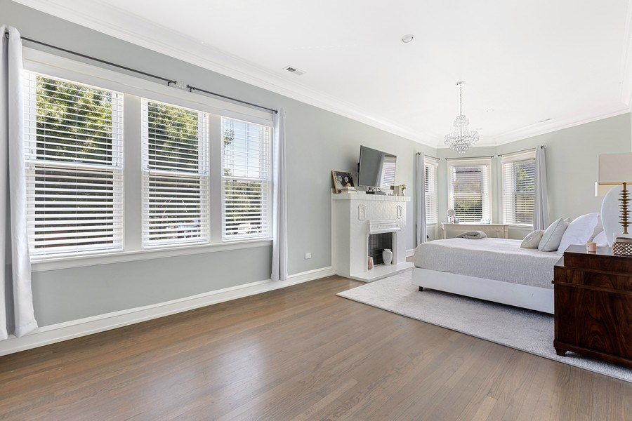 Real Estate Photography - 1160 W 31st St, Chicago, IL, 60608 - Master Bedroom