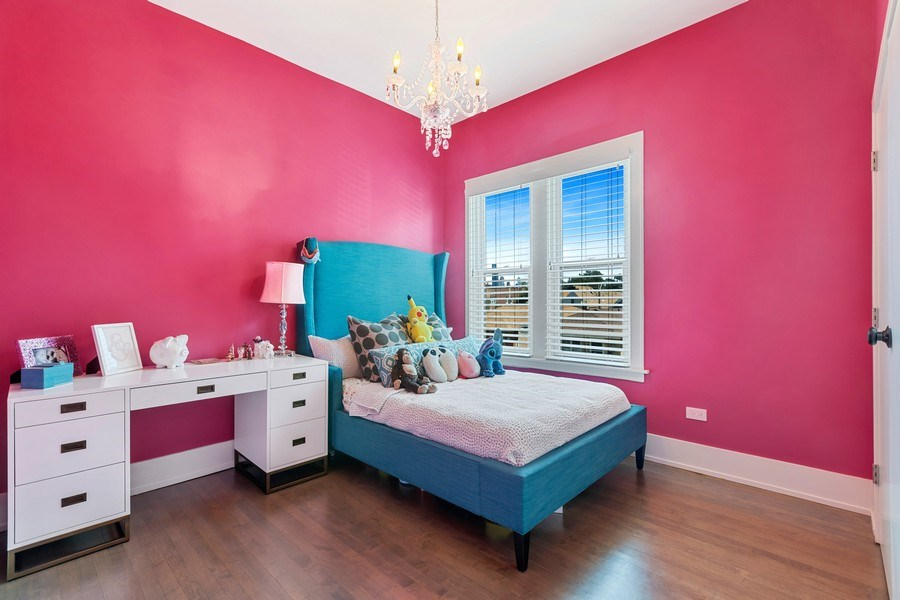Real Estate Photography - 1160 W 31st St, Chicago, IL, 60608 - 3rd Bedroom