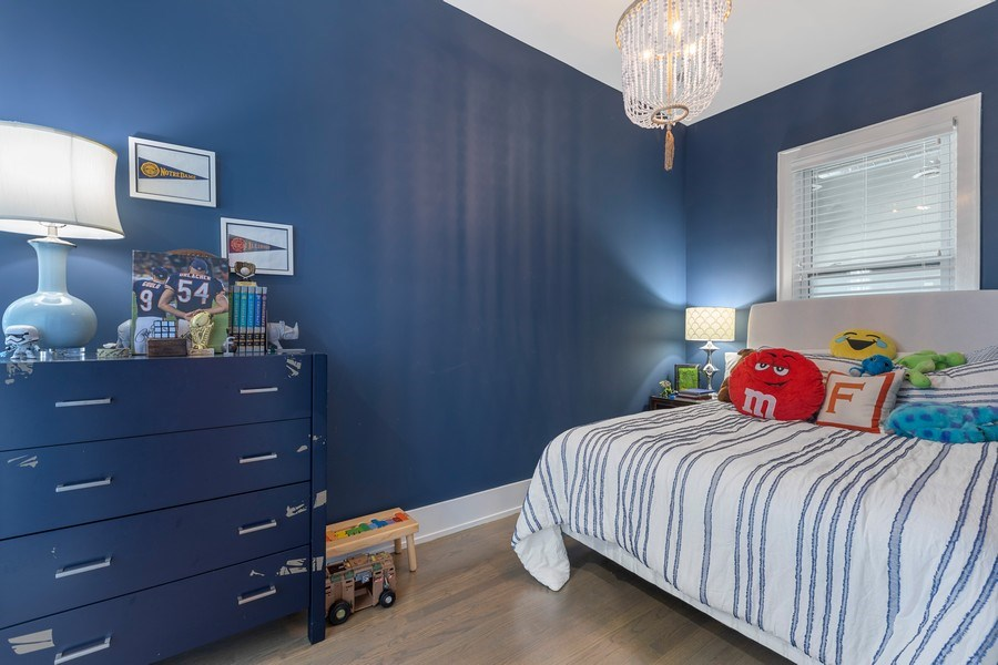 Real Estate Photography - 1160 W 31st St, Chicago, IL, 60608 - 4th Bedroom