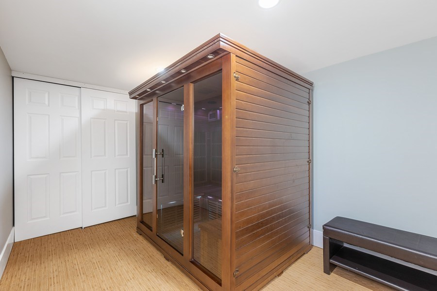 Real Estate Photography - 1160 W 31st St, Chicago, IL, 60608 - 6th Bedroom/Sauna Lower Level