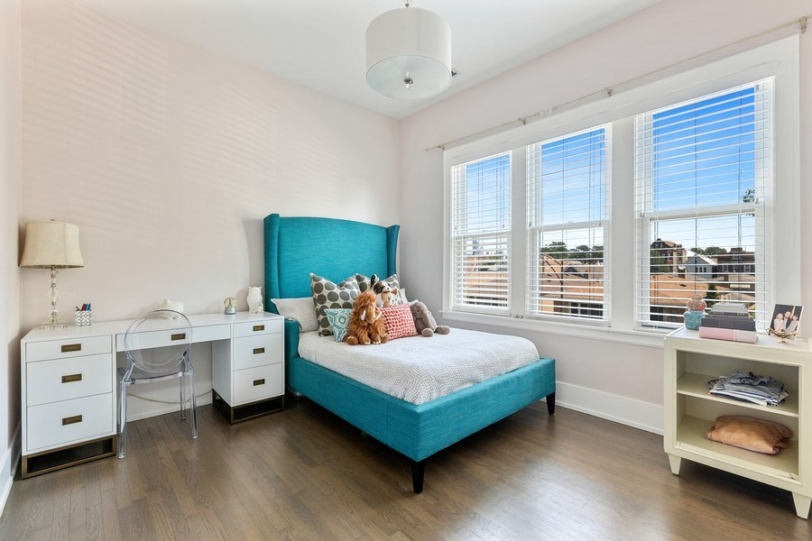 Real Estate Photography - 1160 W 31st St, Chicago, IL, 60608 - 2nd Bedroom