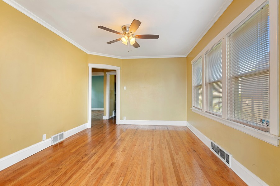 Real Estate Photography - 627 24th Ave, Bellwood, IL, 60104 - Dining Room