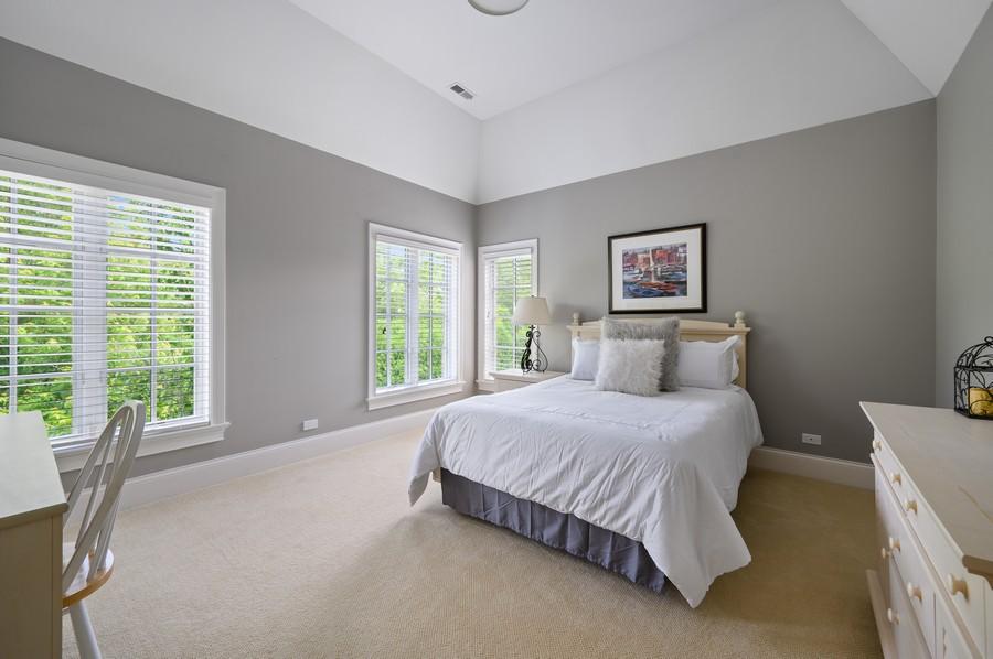Real Estate Photography - 4 Golf Lane, Winnetka, IL, 60093 - 5th Bedroom