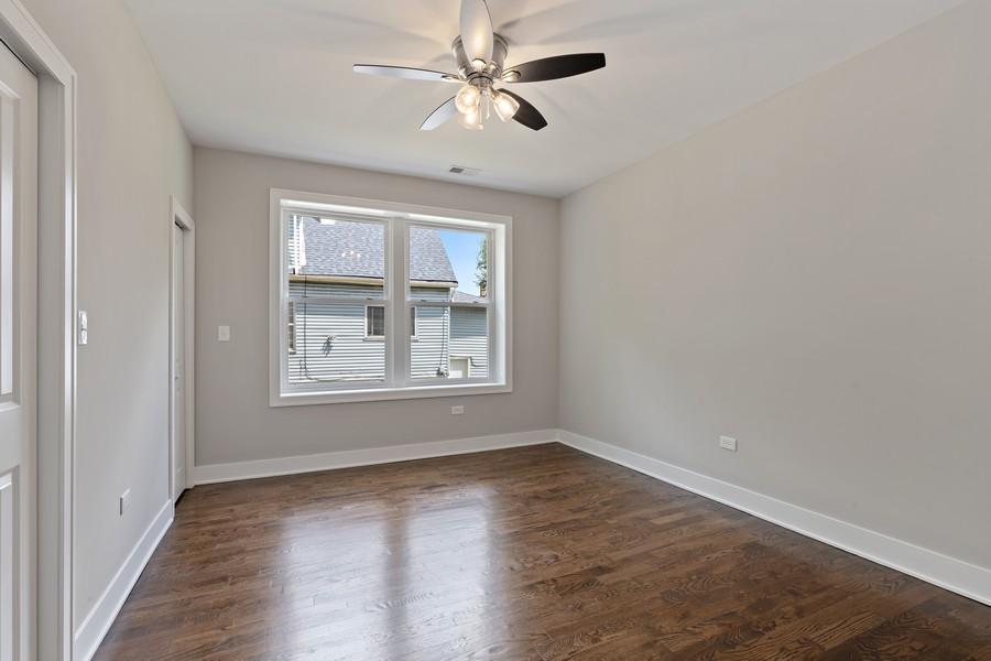 Real Estate Photography - 5349 W Van Buren St, 1st Floor, Chicago, IL, 60644 - 3rd Bedroom