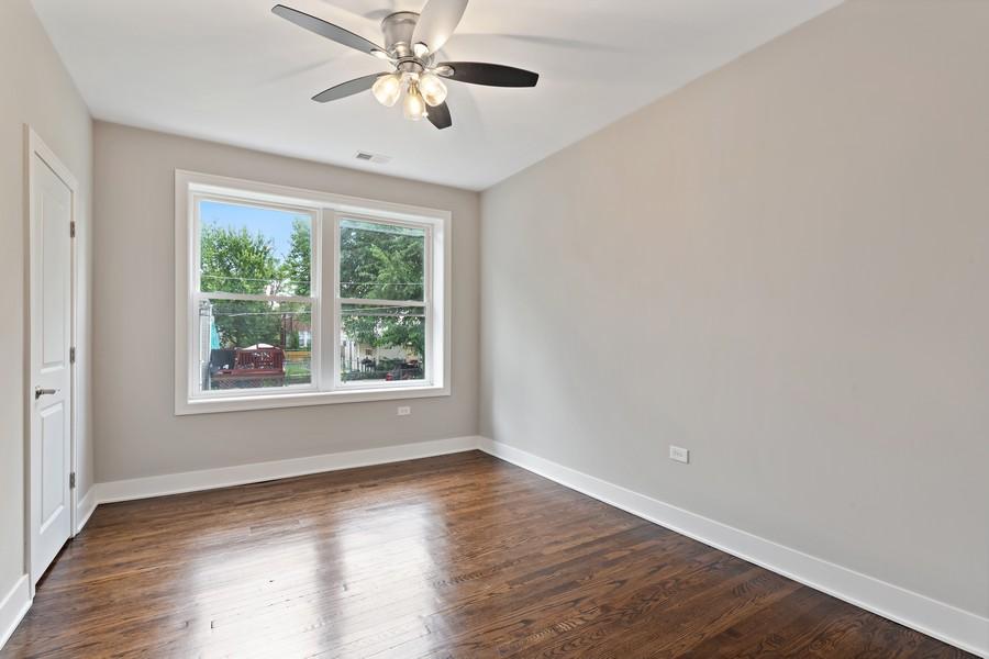 Real Estate Photography - 5349 W Van Buren St, 1st Floor, Chicago, IL, 60644 - Bedroom