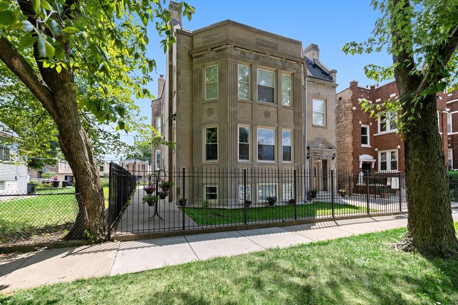 Real Estate Photography - 5349 W Van Buren St, 1st Floor, Chicago, IL, 60644 - Front View