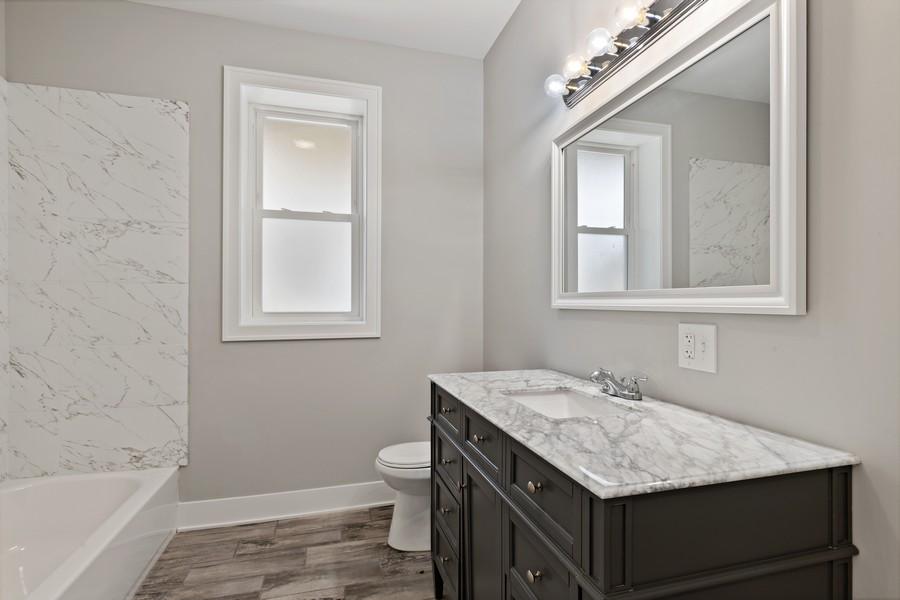 Real Estate Photography - 5349 W Van Buren St, 1st Floor, Chicago, IL, 60644 - Bathroom
