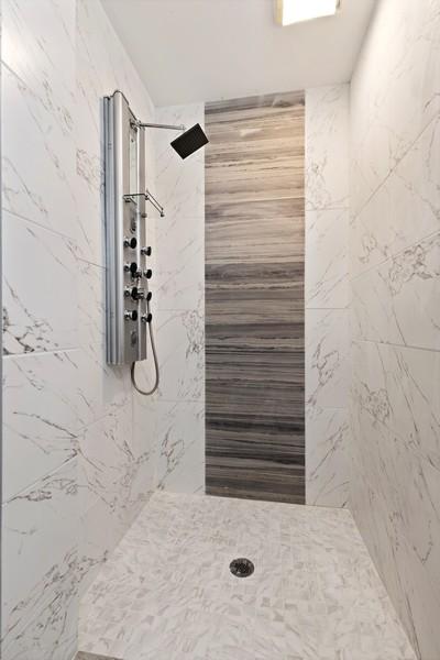Real Estate Photography - 5349 W Van Buren St, 1st Floor, Chicago, IL, 60644 - 2nd Bathroom