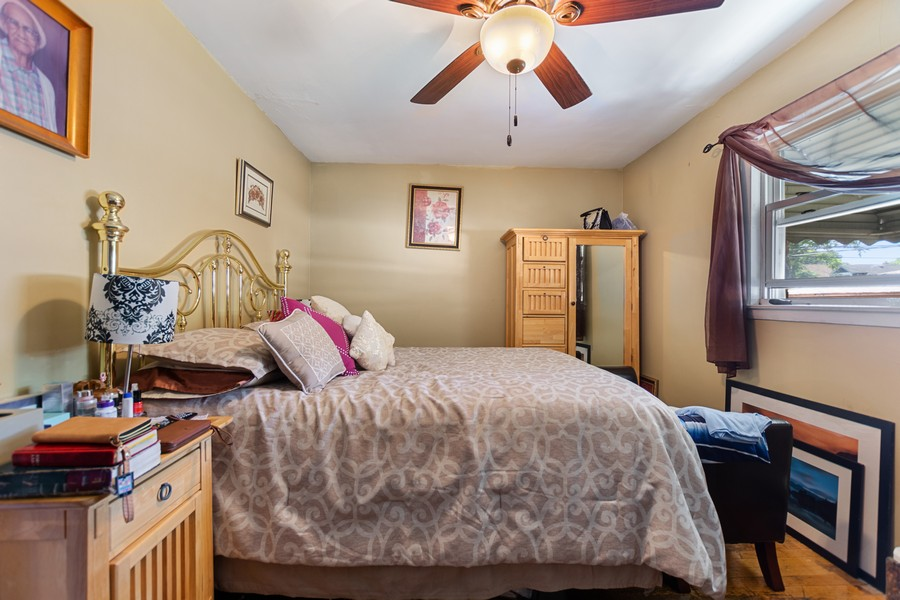Real Estate Photography - 6500 S BELL AVE, Chicago, IL, 60636 - Master Bedroom