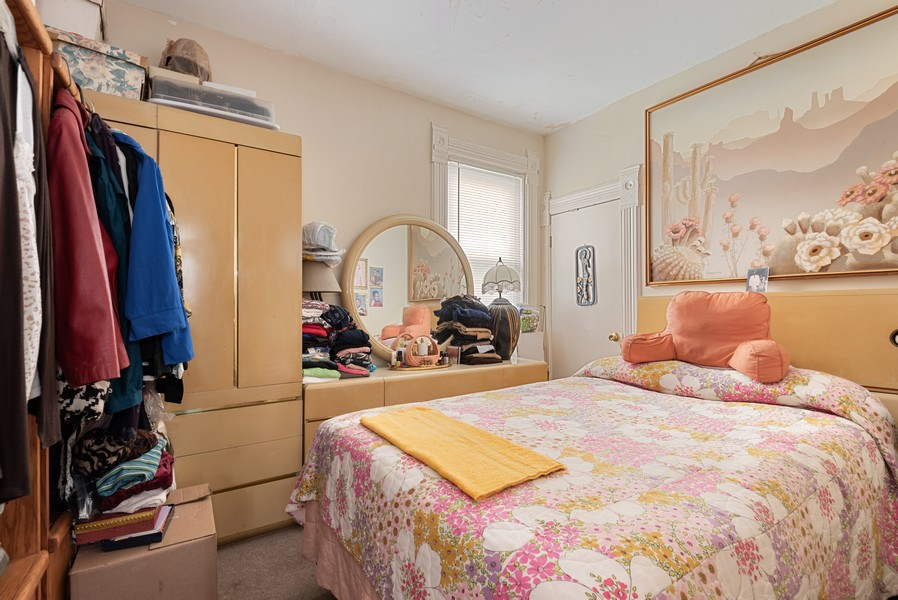Real Estate Photography - 1944 Jackson, Evanston, IL, 60201 - Bedroom