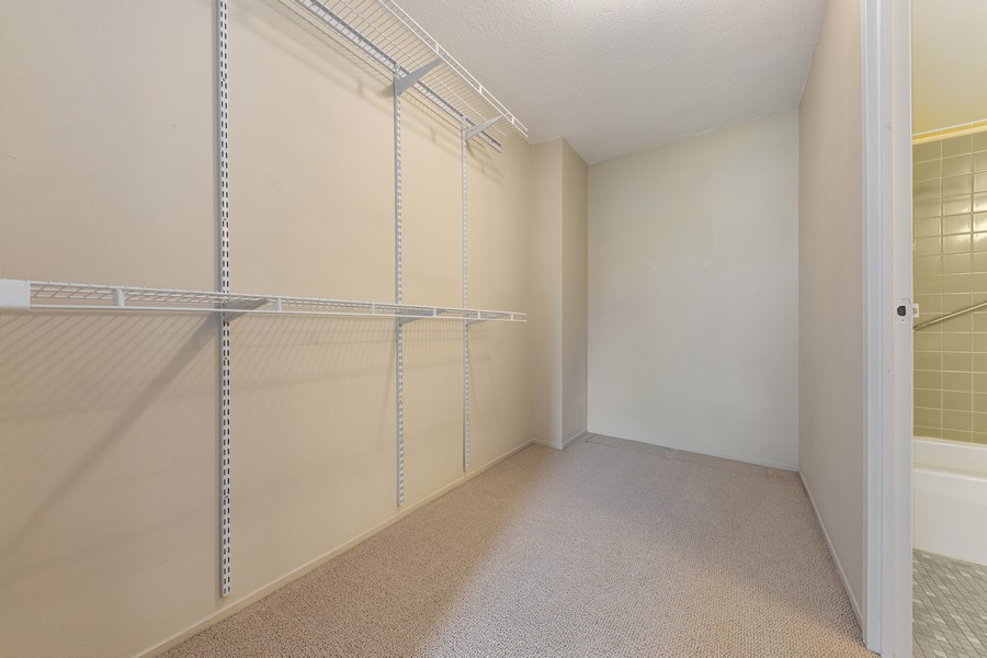 Real Estate Photography - 1110 Grove St., Unit 3C, Downers Grove, IL, 60515 - Master Bedroom