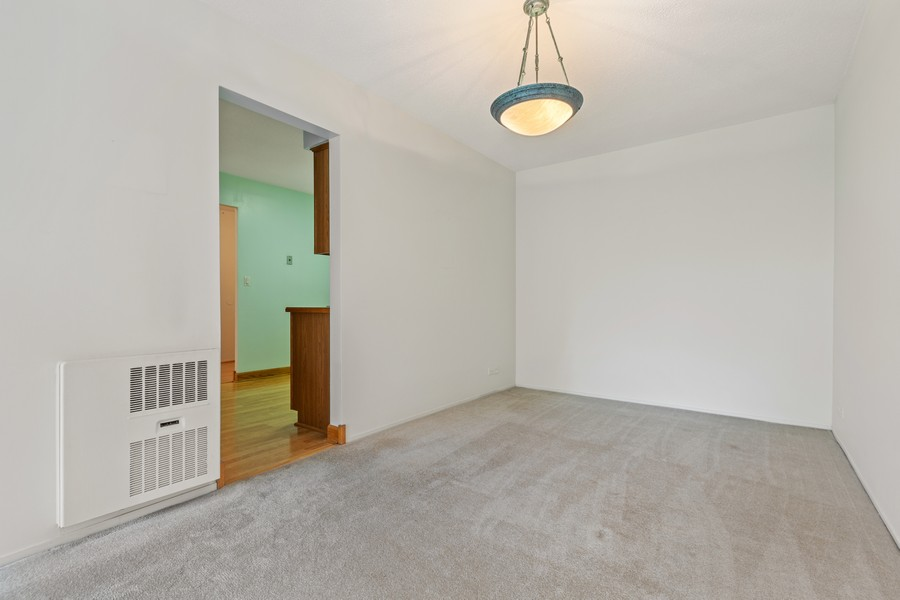 Real Estate Photography - 1110 Grove St., Unit 3C, Downers Grove, IL, 60515 - Dining Room
