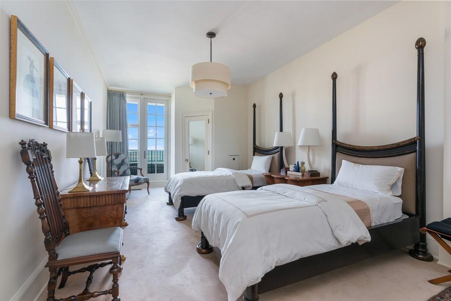 Real Estate Photography - 199 E Lake Shore Drive, 10E, Chicago, IL, 60611 - 3rd Bedroom