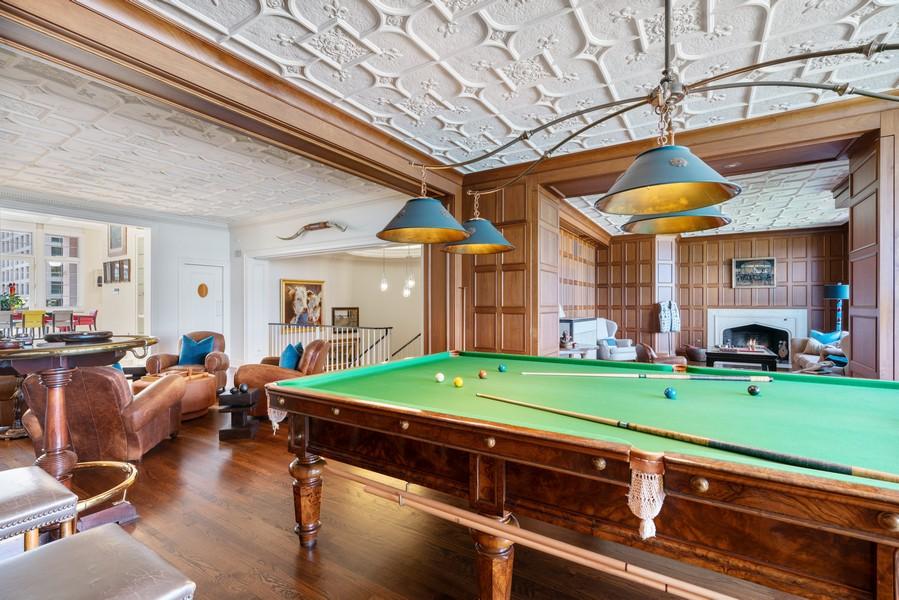 Real Estate Photography - 199 E Lake Shore Drive, 10E, Chicago, IL, 60611 - Great room