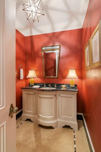 Real Estate Photography - 199 E Lake Shore Drive, 10E, Chicago, IL, 60611 - Bathroom