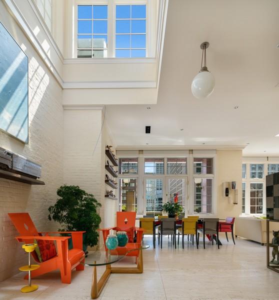 Real Estate Photography - 199 E Lake Shore Drive, 10E, Chicago, IL, 60611 - Sun Room
