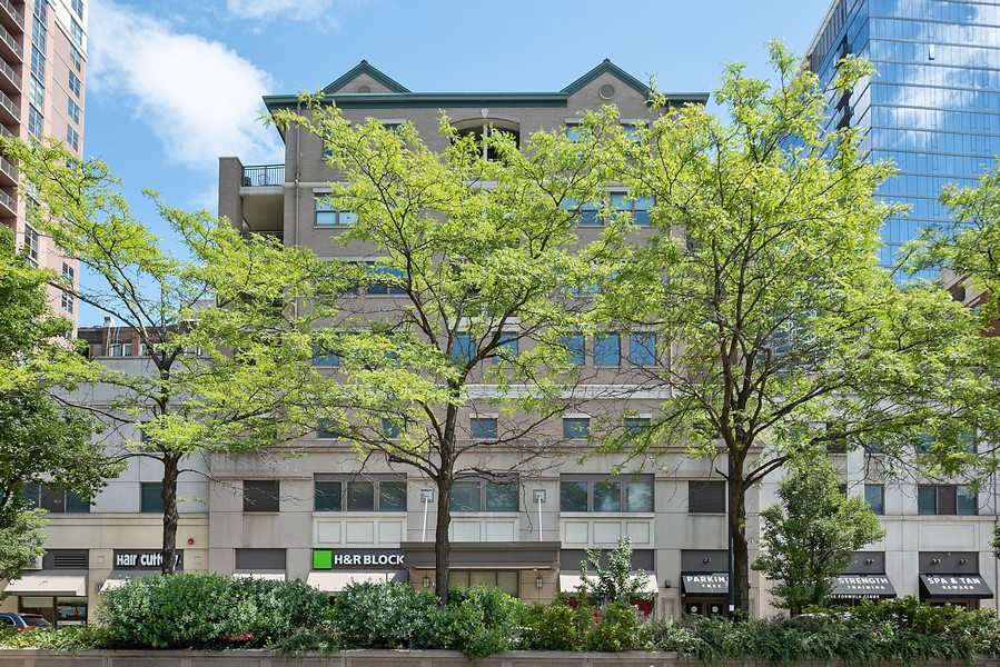 Real Estate Photography - 1111 S State Street, Unit A702, Chicago, IL, 60605 - Front View