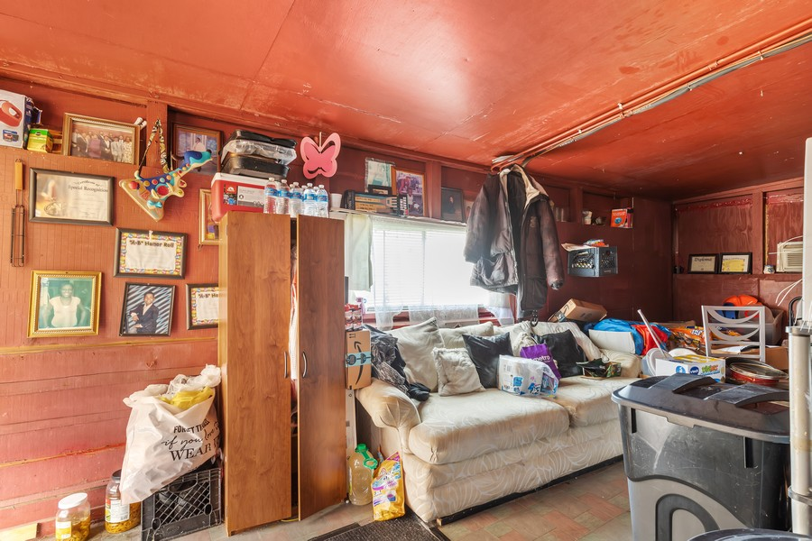 Real Estate Photography - 4541 S LAPORTE AVE, Chicago, IL, 60638 - Bonus Room