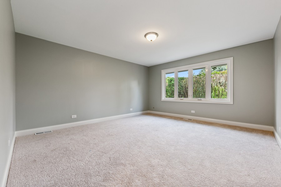 Real Estate Photography - 47 Briarwood South, Oak Brook, IL, 60523 - Master Bedroom