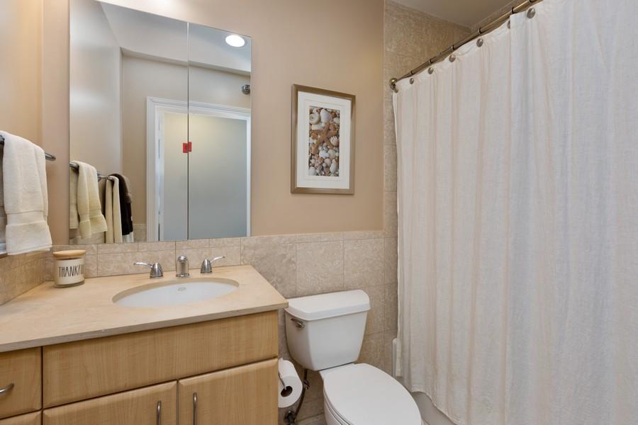 Real Estate Photography - 55 E Erie St, Unit 1801, Chicago, IL, 60611 - Bathroom