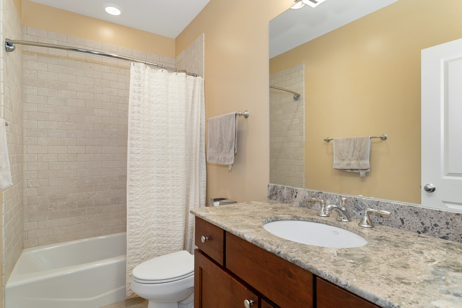 Real Estate Photography - 2712 N Lehmann Ct, Unit 1S, Chicago, IL, 60614 - 2nd Bedroom