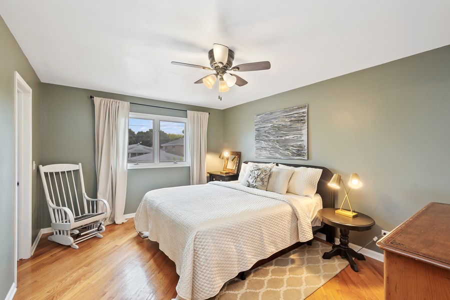 Real Estate Photography - 5145 N Meade Ave, CHICAGO, IL, 60630 - Master Bedroom