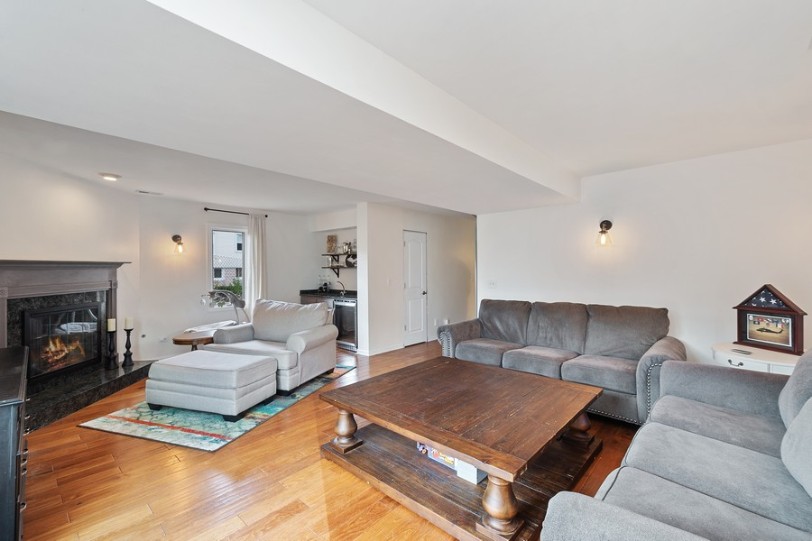 Real Estate Photography - 5145 N Meade Ave, CHICAGO, IL, 60630 - Lower Level