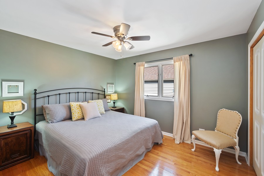 Real Estate Photography - 5145 N Meade Ave, CHICAGO, IL, 60630 - Bedroom